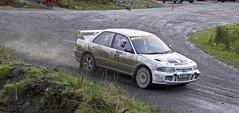 Mitsubishi (stu cook) Tags: rallynorthwales2017 pentaxk5 tamron 70200mmf28 ss25bigray