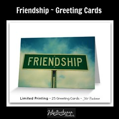 Friendship Greeting Cards (Jolie B Studios (off/on in Jan 2017)) Tags: item limited