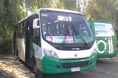 Caio Foz 2400 WV 9-160 Transportes Machalí (oyarcevergara2022) Tags: 9160 buses caio foz 2400