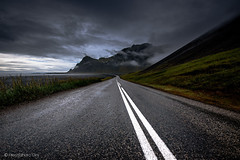 (Olmux82) Tags: iceland rain weather road clouds sky mountain summer nikon d750 travel south