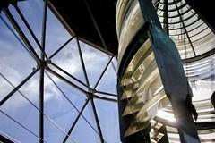 Manukau Heads Lighthouse (NickPaulsen) Tags: scenery auckland peninsula manukau newzealand lighthouse