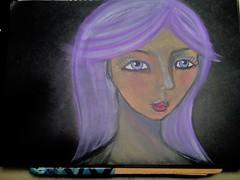IMG_3413 (2) (MC Artsy Space) Tags: derwent pastel pencil jane davenport faces