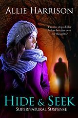 Hide and Seek (CoverReveals) Tags: romanticsuspense horror paranormal