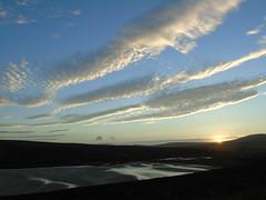 Waulkmill bay (stuartcroy) Tags: orkney island weather waulkmillbay waulkmill scapaflow scotland sea sky scenery sony still sand beautiful blue bay beach