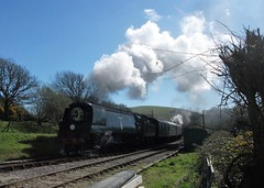 Swanage Railway Strictly Bulleid Gala 2017 (Dave C1) Tags: 34070 manston norden strictly bulleid