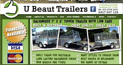 Car Trailers for Sale in Melbourne Cheap Car Trailer Sales Box Trailers (Bssi Aza) Tags: u beaut trailers
