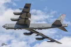 Boeing  B-52H Stratofortress - USA - Air Force 60-0022 : LA  -Barksdale ( Djmarko ) Tags: boeing b52h stratofortress usa air force 600022 la barksdale