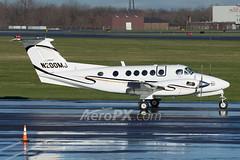 Beech Super King Air 350 - N200MJ (AeroPX) Tags: aeropx altiusaviation beechcraft beechcraft200kingair caryliao ewing kttn n200mj nj newjersey ttn trentonmercercountyairport