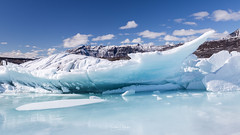 Pressure ridge (spwasilla) Tags: alaska matanuska glacier ice water mountains blue pressureridge canon canon6d