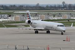 Mesa Airlines (American Eagle) // Bombardier CRJ-900LR // N958LR (cn 15378, fn M58) // KDAY 4/14/17 (Micheal Wass) Tags: day kday daytoninternationalairport daytonairport jamesmcoxdaytoninternationalairport yv ash mesaairlines airshuttle americaneagle canadair bombardier crj900 bombardiercrj900 canadaircrj900 crj900lr bombardiercrj900lr canadaircrj900lr crj9 n958lr aerotagged aero:airline=ash aero:man=bombardier aero:model=crj aero:series=900 aero:special=lr aero:tail=n958lr aero:airport=kday