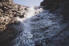 "Waterfall (""louisheublein"") Tags: water waterfall alps mountains light sun sunbeam fresh summer spring"