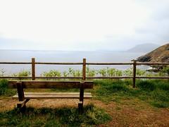 Itsas-Lur-Via Verde del Piquillo (TxominCulatas) Tags: cantabria sea itsaslur basquecountry smarthphone motorola bizkaia calm cantabrico