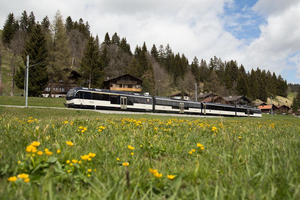 Új MOB Alpina motorvonat