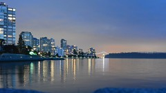 Seawall1 (bruce.lafave) Tags: nightshot seawall hdr westvancouver dunderave
