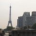 eiffel at day : paris, france (2014)