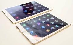 Apple iPad mini 3 and Apple iPad Air 2