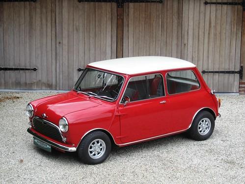 Morris Mini Cooper S Mk1 (1964)