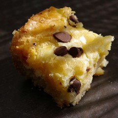 "I find that my popularity increases greatly when I serve Chocolate Chip Gooey Butter Cake for dessert!  http://1840farm.com/2012/09/chocolate-chip-gooey-butter-cake/ • <a style=""font-size:0.8em;"" href=""http://www.flickr.com/photos/54958436@N05/15219098998/"" target=""_blank"">View on Flickr</a>"