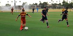"RSL-AZ U-17/18 vs. Chivas USA • <a style=""font-size:0.8em;"" href=""http://www.flickr.com/photos/50453476@N08/15219168780/"" target=""_blank"">View on Flickr</a>"