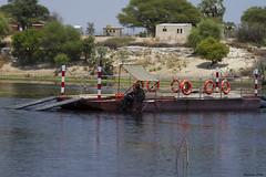 Kumaga ferry crossing Boteti river (Zsuzsa Por) Tags: africa ferry wildlife botswana makgadikgadi boteti wildlifeafrica canonistas canoneos7d kumaga canonef70200mmf28lisusmii
