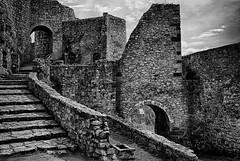 Inside Spišský hrad