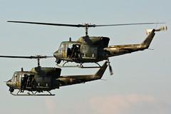 Agusta-Bell AB 212 Aeronautica Militare (Jarco Hage) Tags: force exercise belgium aviation air 14 ab belgian base baf 212 aeronautica militare agustabell florennes ebfs byjarcohage cjprsc