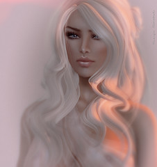 SweetAlibi~Soft pink -crop2 (Skip Staheli (Clientlist closed)) Tags: pink portrait soft avatar sl digitalpainting secondlife blonde dreamy delicate virtualworld skipstaheli