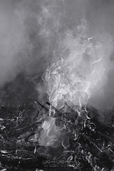 GSC_9834 (Kostas Kalomiris) Tags: abstract fire blackwhite smoke flames burning burn disaster