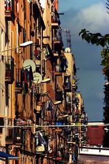 5 (fivesmmm) Tags: barcelona building canon spain barca balcony barcoloneta