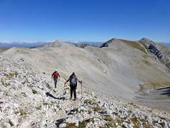 Escursionismo Velino - Monte Velino da Cartore