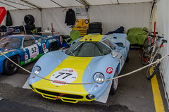 1968 LOLA T70 Mk III (el.guy08_11) Tags: france lola voiture collection 1968 lemans paysdelaloire