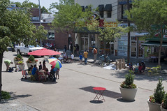 Corona Plaza - Summer Planting