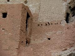 Montezuma Castle National Monument; Camp Verde, Arizona (xscabboyx) Tags: arizona castle monument clouds ruins indian sedona roadtrip nativeamerican national hopi montezumas campverde sinagua beaverriver