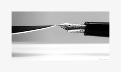 battle (salar hassani) Tags: pen one is battle than sword mighty mighter