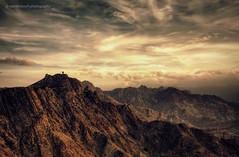 Al hada (explore) (nabilelsherif) Tags: sky mountains clouds nikon d7100 18105mmvr nikond7100