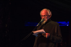 John Sinclair + The Founder Effect - Spiegeltent, London 17th Sept (Iron Man Records) Tags: london photo poetry live gig picture jazz september event photograph poet mohawk canarywharf jaime beatnik mc5 17th spiegeltent johnsinclair menendez ironmanrecords movilla peterconwaymanagement stevefly thefoundereffect