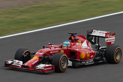 No.14 / Fernando Alonso / Ferrari (kariya) Tags: car f1 racing formula  formula1 suzuka 2014 fp3 f1gp