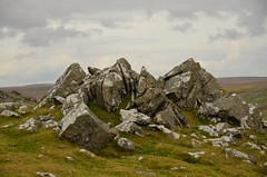 Rocks and Lichen - Cox Tor (alderney boy) Tags: rocks stones lichen tor dartmoor merrivale coxtor