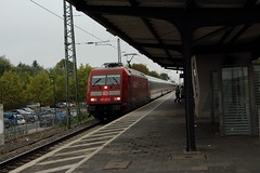 DB BR 101 der DB Fernverkehr AG (Vitalis Fotopage) Tags: br db 101 ag bahn deutsche lokomotive bombardier lok traxx dbag adtranz fernverkehr