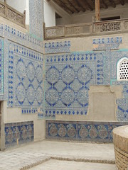 DSCN5325 (bentchristensen14) Tags: uzbekistan madrassa khiva ichonqala allahkulikhanmadrassa