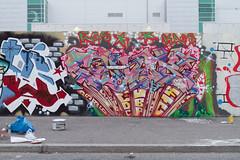 graffutMyrtsi-lokakuu14-1 (Bergolli) Tags: street streetart art colors wall graffiti tag style can spray hood legal ftc trama katutaide vrit myyrmki myrtsi myyryork