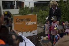 Krippeneröffnung von der Leyen (CAMPUS-UniBwM) Tags: campus münchen universität der redaktion bundeswehr unibwm verteidigungsministerin