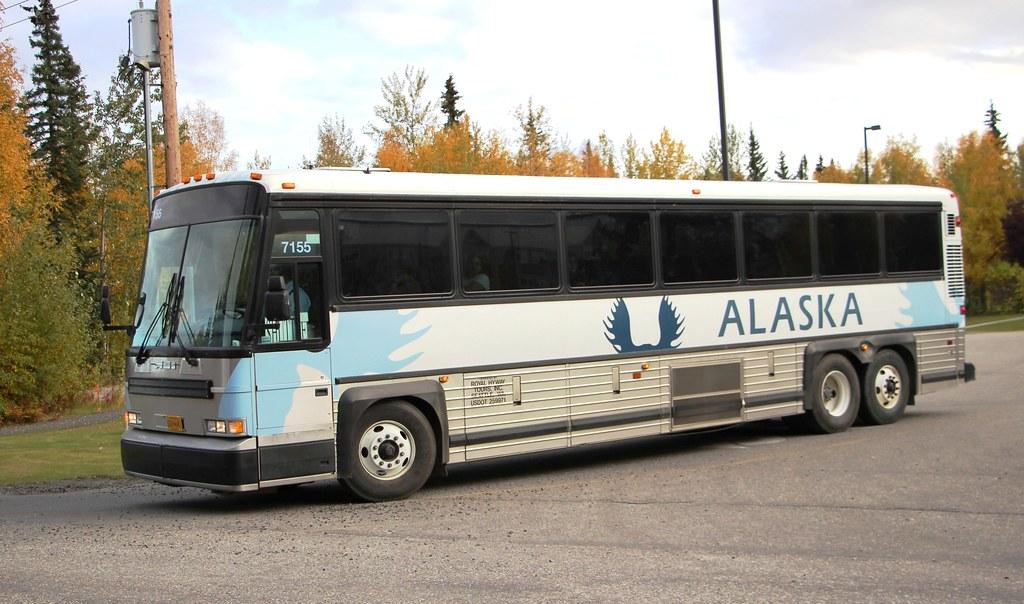 Princess Bus Tours Alaska