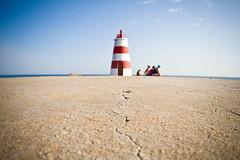 (Stefano☆Majno) Tags: ocean people lighthouse travelling portugal port canon harbour algarve wandering stefano portimao geometries majno