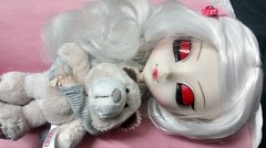 Scarlett 1 (lila_chandra) Tags: scarlet pullip