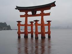 Japan Travels (Cheeky-Mouse) Tags: travel family winter food colour me japan garden landscape temple asia olympus hiroshima deer miyajima sake