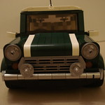 Lego 10242 - Mini Cooper - Completed build