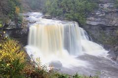 Blackwater  Falls 1 (twoplate) Tags: autumn fall forest waterfall westvirginia appalachia blackwaterfalls daviswv eklalafalls