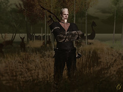 Elk_030a (Addy Summerwind, Photographer (Taking Clients)) Tags: autumn gardens photoshop portraits outdoors sl secondlife viking postprocessing gor gorean themedportraits summerwindstudios {pic}couture obesessionexposedstudios obsessionexposedgardengallery