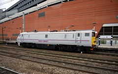 Doncaster (DarloRich2009) Tags: yorkshire dor eastcoast ec doncaster southyorkshire eastcoastmainline ecml class91 doncasterstation 91118 doncasterrailwaystation directlyoperatedrailways